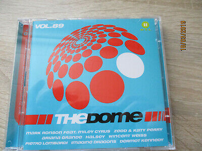 THE DOME Vol. 89  (Sampler 2019 )  2 CD