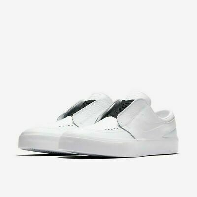 a5ab8d966c9 Nike SB Zoom Janoski HT Slip Men s Skateboarding Shoes AH3369 100 White NIB   90