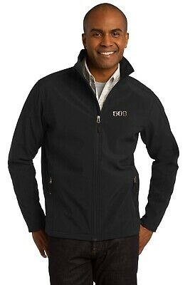 509 MENS Black Mid-Layer STEALTH CASUAL JACKET  - Size    XL   -  NEW