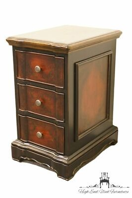 Beau HOOKER FURNITURE Seven Seas Collection Three Drawer Chairside Chest /  Accent .