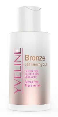 Bronze Self Tanning Gel for Face and Neck - 100ml