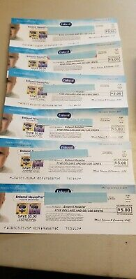 $30 in Coupons for Enfamil Baby Formula, Ex. (2) 3-31-19 & (4) 4-30-19