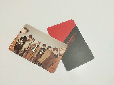 ATEEZ TREASURE EP 2 Zero To One Official KPOP GROUP Photocard Album