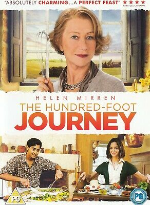 The Hundred Foot Journey - Helen Mirren - NEW Region 2 DVD