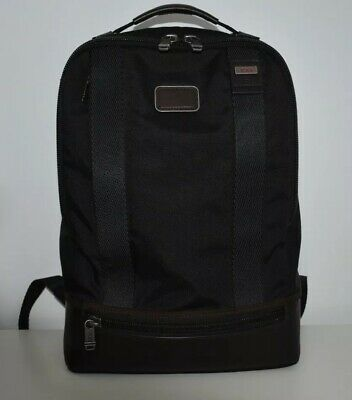 Tumi Alpha Bravo Dover Backpack Hickory