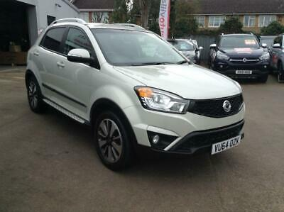 2014 SsangYong Korando 2.0 ELX4 60th Anniversary Edition 5 door Four Wheel Dr...