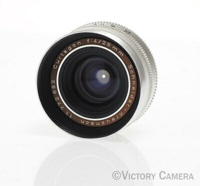 Schneider Curtagon 28mm f4.0 Lens for Retina Camera (311-6)