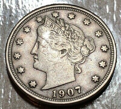 1907 Liberty Head Nickel