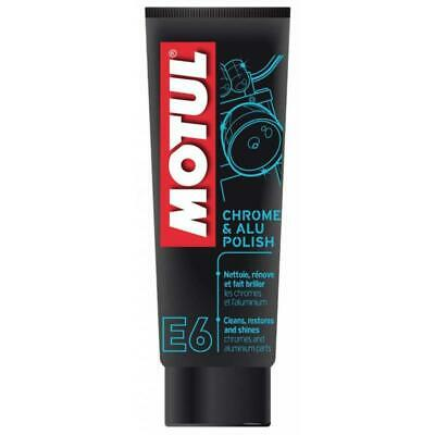 Motul Chrome & Aluminium Polish E6