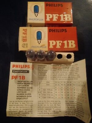 Vintage Photoflux Philips PF1B