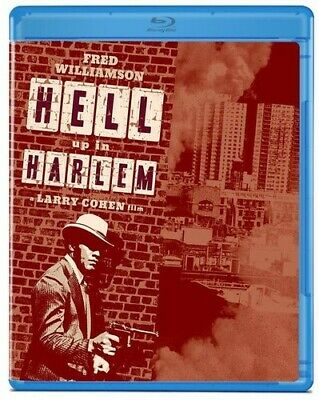 Hell Up In Harlem (REGION A Blu-ray New)