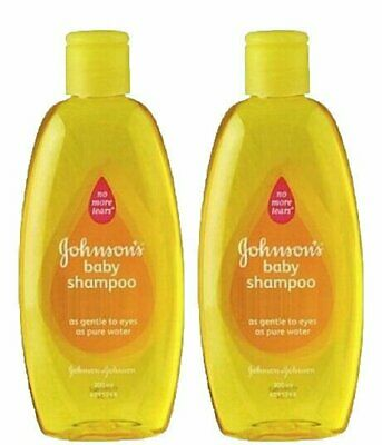 Johnson & Johnson Baby Shampoo 200 Ml (2 Pack)