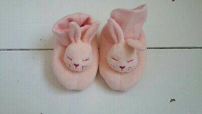 Ted Baker baby girl Slippers -size 3-6months.