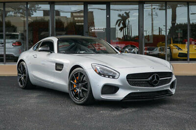 2016 Mercedes-Benz AMG GT AMG GT 2dr Coupe S '16 Mercedes Benz AMG GTS,1343 Miles,503HP,Lane Tracking Pkg,Pano, Exclusive Int