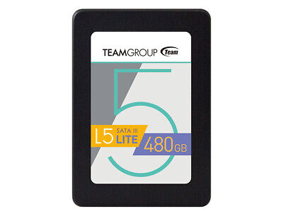 """Team Group T2535T480G0C101 L5 LITE internal solid state drive 2.5"""" 480 GB"""