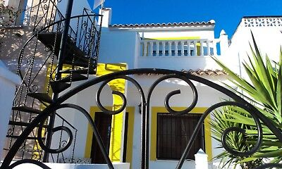 Small Terrace House for Rent or SALE Torrevieja area Spain