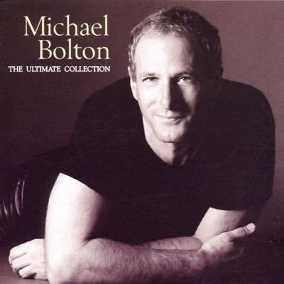 Michael Bolton - The Ultimate Collection  - 2 CD Best of Album
