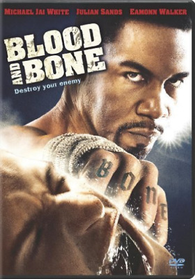 ACTION/ADVENTURE-Blood And Bone DVD NEW