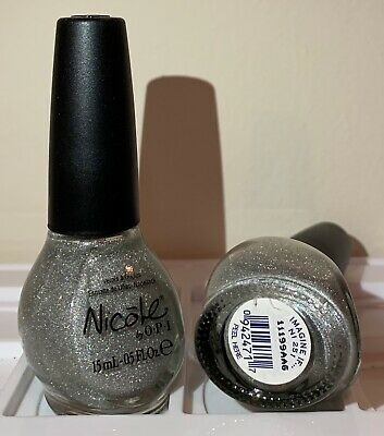 NICOLE Nail Polish By OPI * IMAGINE IF... * NI 251 New Lacquer Discontinued