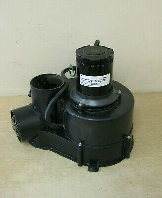 AO Smith 184955-000 JB1R115NSW GPSH 200 Water Heater Vent Exhaust Inducer Motor