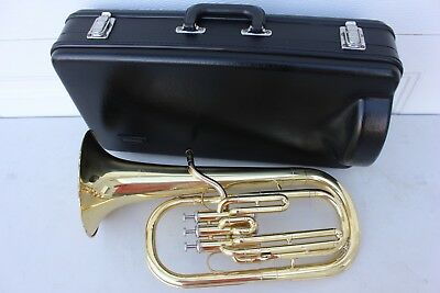 Case Highest Quality Yamaha Japan Yah-201s Eb Alto Horn Yamaha Mouthpiece