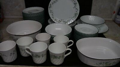 Corelle Corning Callaway Ivy Replacement Dish Plate Bowl Saucer Cup Platter