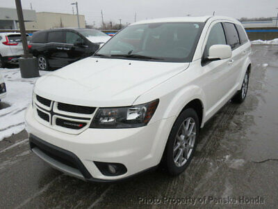 2016 Dodge Journey FWD 4dr R/T FWD 4dr R/T SUV Automatic V6 Cyl White