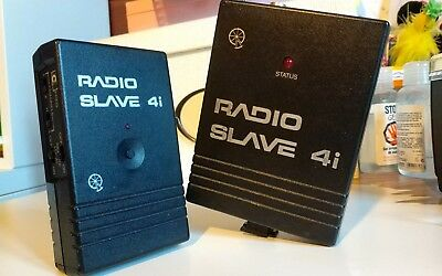 Quantum RADIO SLAVE 4i Pack Kit. CEX8EH-500S Frequency C