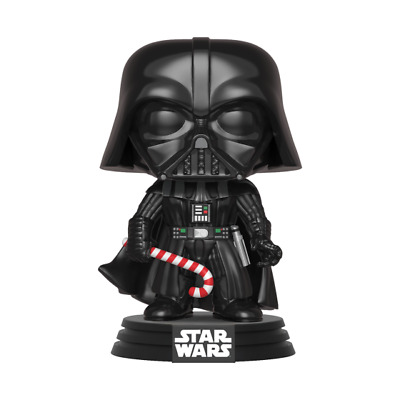 Funko POP! Star Wars Bobble Head Christmas DARTH VADER #279 CHASE GITD