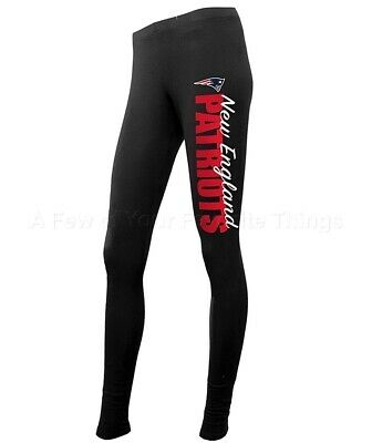 bbaaf52f NEW ENGLAND PATRIOTS Women's Leggings Size Small to 2X-Large High ...
