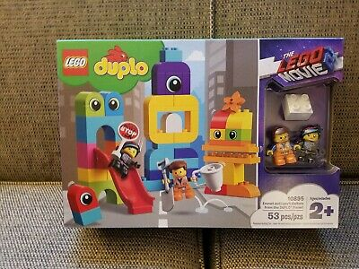 LEGO Duplo The LEGO Movie 2 10895 Emmet & Lucy's Visitors from the DUPLO Planet