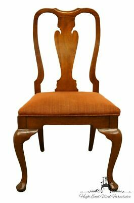 HICKORY CHAIR James River Mahogany Queen Anne Dining Side Chair
