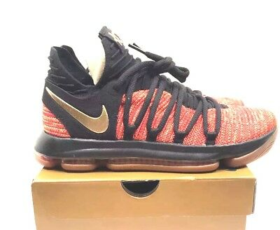 New Nike Id Zoom Kd10 Nfs Mens Basketball Shoes Mens Size 9 Kevin Durant