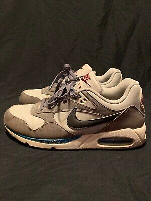 wholesale dealer 446f4 b1aea Nike Air Max Correlate Running Sneakers Blue White Grey 518292 004 Size 9.5  2012