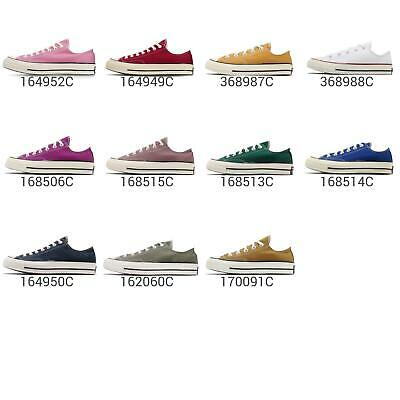 7de343cd135e Converse First String Chuck Taylor All Star 70 OX 1970 Men Women Shoes Pick  1