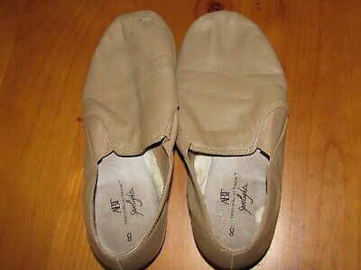 Spotlights Leather Dance Shoes. Size 8. Good condition