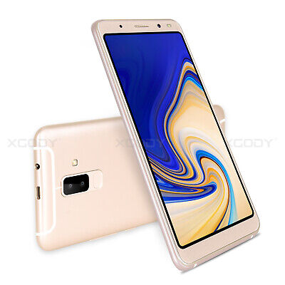 """A9 Android 7.0 Unlocked 2SIM Cell Phone Quad Core 6.0"""" Touch 3G GSM Smartphone"""