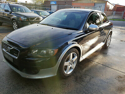 2009 Volvo C30 R Design 2.5 Turbo 6 Speed Manual