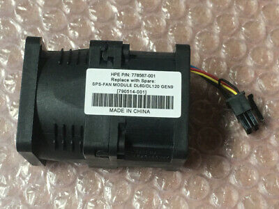 Lot of 2 Cooling Fan for HP DL120 DL160 G9 778567-001 779103-001 790514-001 @USA