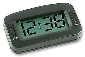 Car & Van Jumbo Digital Clock Shows Time & Date