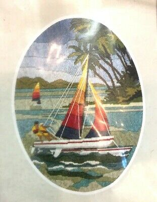 Anchor Longstitch in Tapestry Cotton Kit Windsurfing Kit No. 3280-25