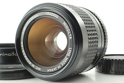 【Mint】Minolta MC W.Rokkor-HH 35mm F1.8 Lens for MD W/Food From Tokyo Japan
