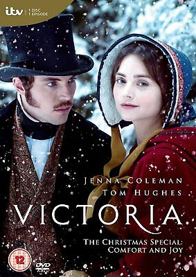 VICTORIA Series 2 (2017) & 2017 Christmas SPECIAL  Region 2 PAL DVDs only!