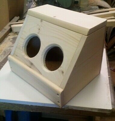 Rabbit hay feeder hay box guinea pig hay rack large