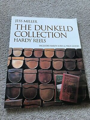 MILLER FISHING & COLLECTING BOOK DUNKELD COLLECTION HARDY REELS paperback Exc.