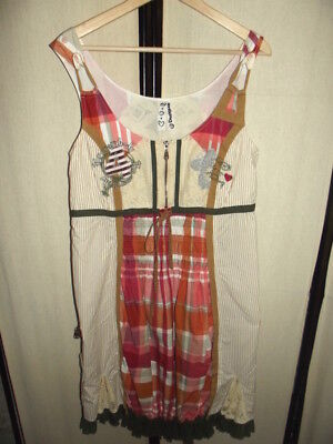 Desigual Belle  Robe Taille 40