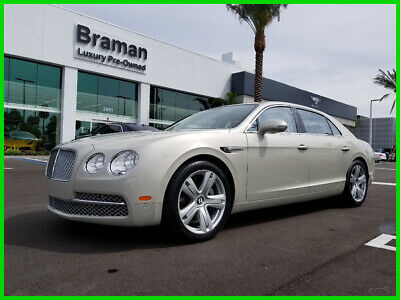 2014 Bentley Flying Spur  2014 Used Turbo 6L W12 48V Automatic AWD Premium