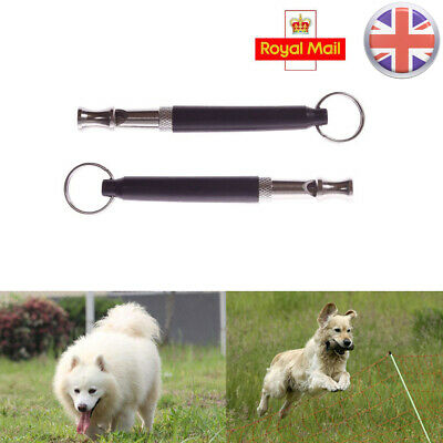 Dog Ultrasonic Sound Repeller Dog Whistle Stop Barking Silent Train Control Tool