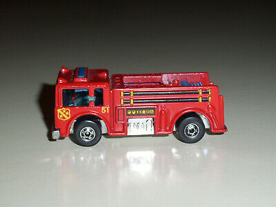 Hot Wheels Blackwall Fire Eater Hong Kong **Factory Error**