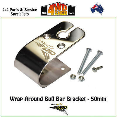 Roadsafe 4WD Bull Bar Bracket Wrap Around 50mm SB020